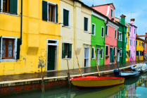 Burano - Windows and Doors
