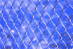 Blue Fencing