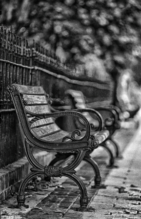 Old Town Bench