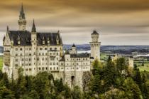 Neuschwanstein Castle  5020