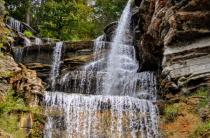 Waterfall Close Up