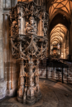 Stephansdom Pulpit
