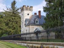 Antietam Cemetery Castle