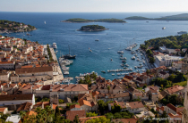View from Hvar