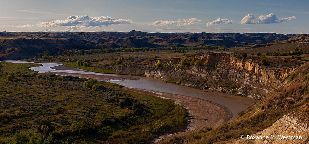 Wind Canyon panorama - ID: 15752069 © Roxanne M. Westman