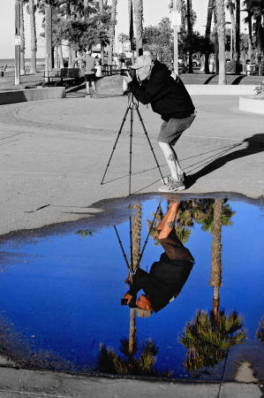 Reflections of a Photographer