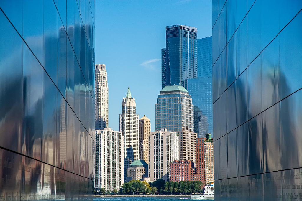 911 Memorial (Liberty State Park NJ)