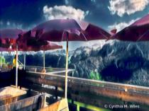Italian Alps Overlook