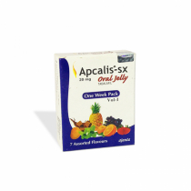 Buy Apcalis 20mg Oral Jelly Online - Usage