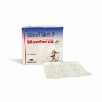 Buy Manforce 50mg Tablet Online - Usage
