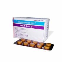 Buy Meprate 10mg Tablet Online - Usage
