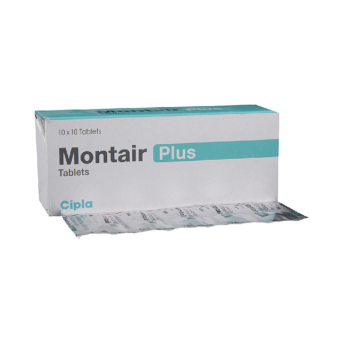 Buy Montair Plus Tablet Online - Usage