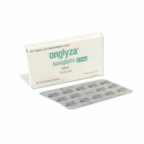 Buy Onglyza 2.5mg Tablet Online - Usage