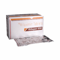 Buy Rifagut 400mg Tablet Online - Usage