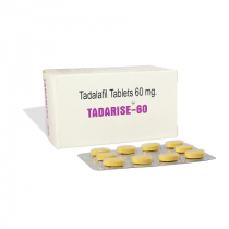 Buy Tadarise 60mg Tablet Online - Usage