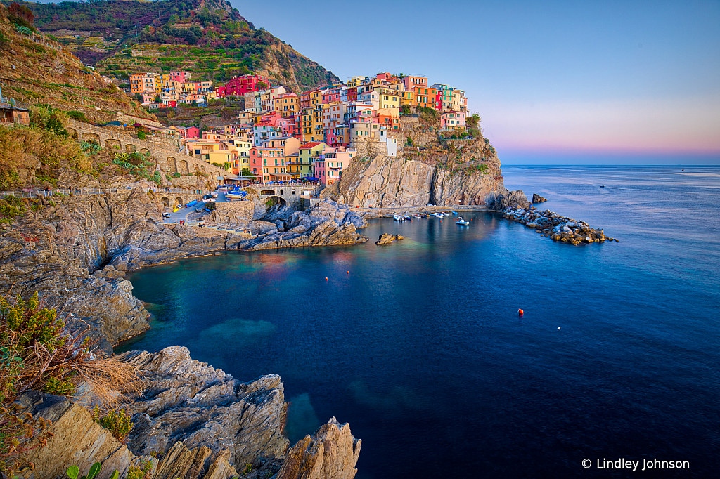 October 2019 Photo Contest Grand Prize Winner - Manarola, Italy