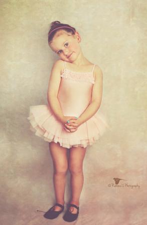 Little Ballerina 3