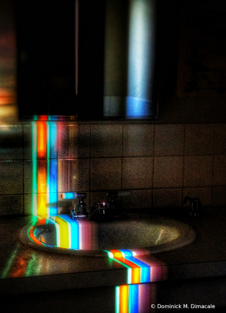~ ~ PRISMS AT THE SINK ~ ~