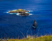 At Easter Island