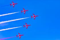 Blue Sky ----> Fly-By