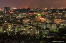 City Lights of Yangon