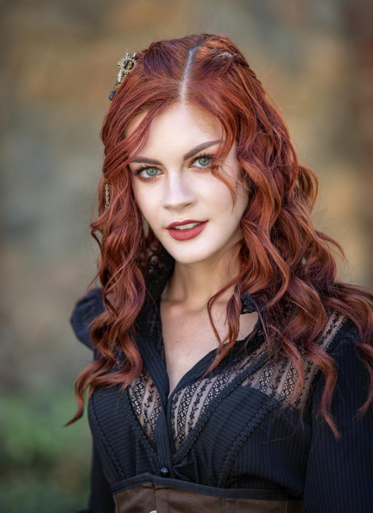 Redhead Beauty