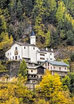Mountainside Retreat