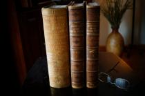 antique history books