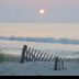 © Edward v. Skinner PhotoID# 15767622: Sunrise with beach fence