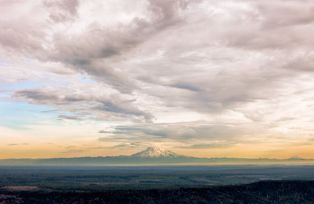 Mt. Rainier - ID: 15771197 © William C. Dodge