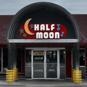 Half Moon new - ID: 15773102 © Heather Robertson