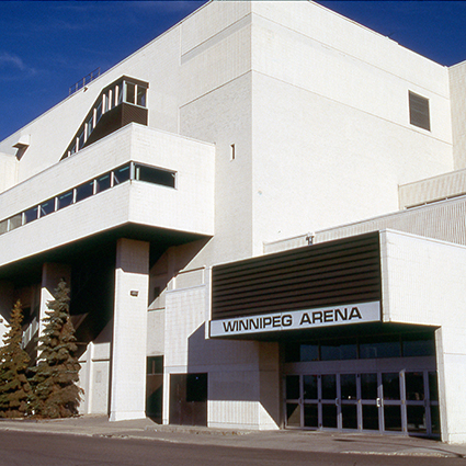 Old Arena in Winnipeg - ID: 15773104 © Heather Robertson