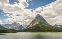 Grinnell Point & Swiftcurrent Lake