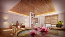 Meditation Hall in Fomra Hues
