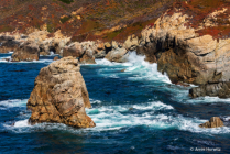 Waves and Rocks II - Garrapata State Park