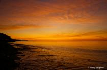 North Beach Sunset, Port Townsend, WA