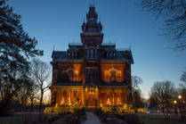The Charming Vaile Mansion