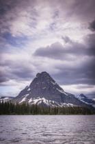 Sinopah Mountain & Two Medicine Lake