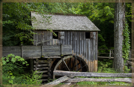 John P. Cable Grist Mill...