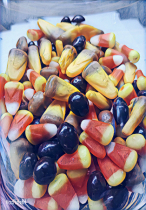 Colorful Candy Corn