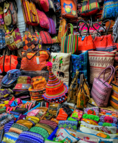~ ~ COLORFUL SHOPS OF YANGON ~ ~