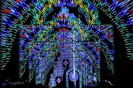 Christmas Creative Blur 3