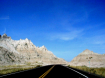 New Badlands road...
