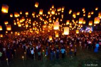 Beauty of fire festival.....