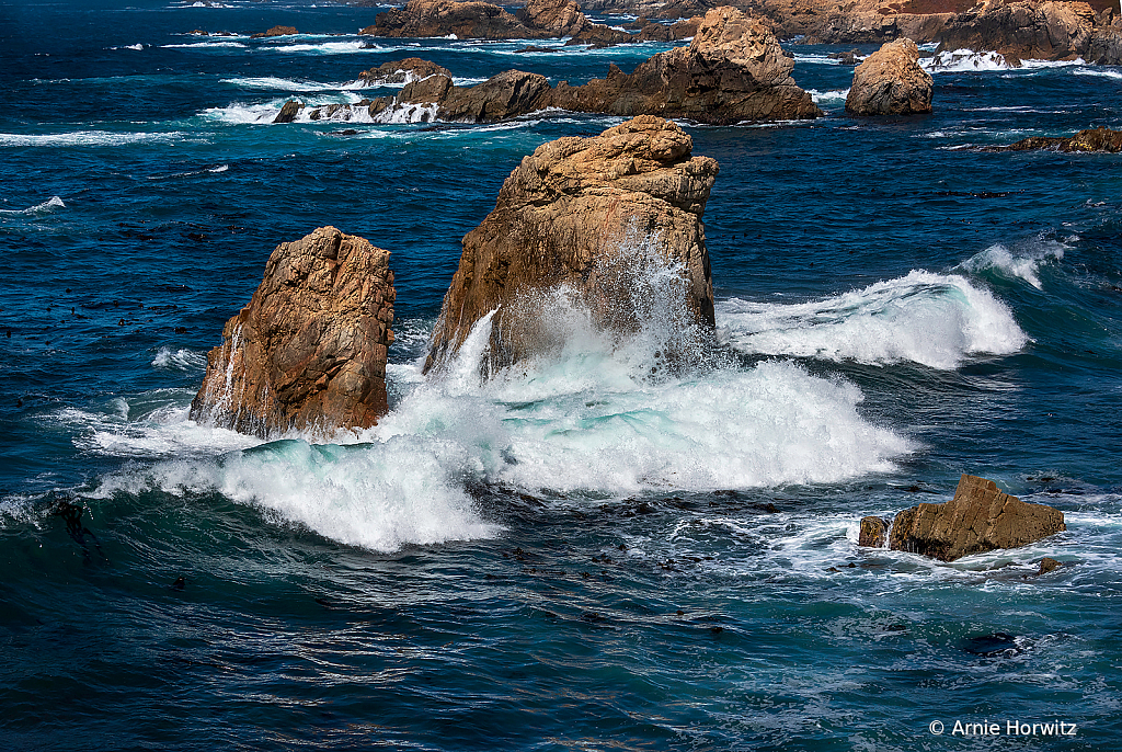 Waves and Rocks - III Garrapata State Park