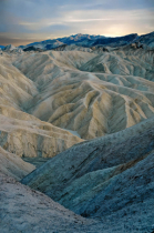 Dunes of Death Valley
