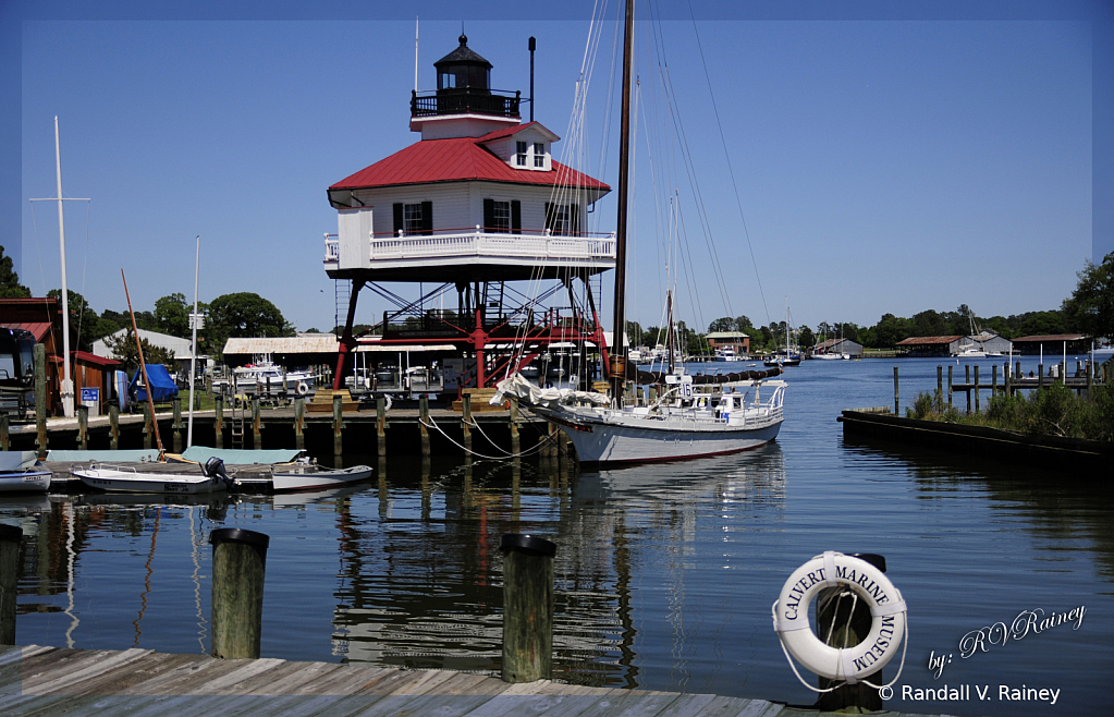 A day at the Calvert Marine Museum . . .