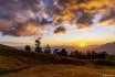 Brahmatal Sunset
