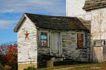 Amish Milk House