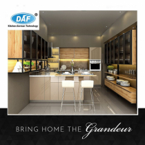 Kitchen Cabinet In Lucknow